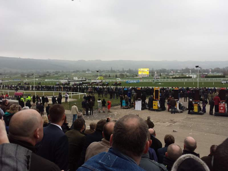 Seating view for Cheltenham Racecourse Section Tattersalls