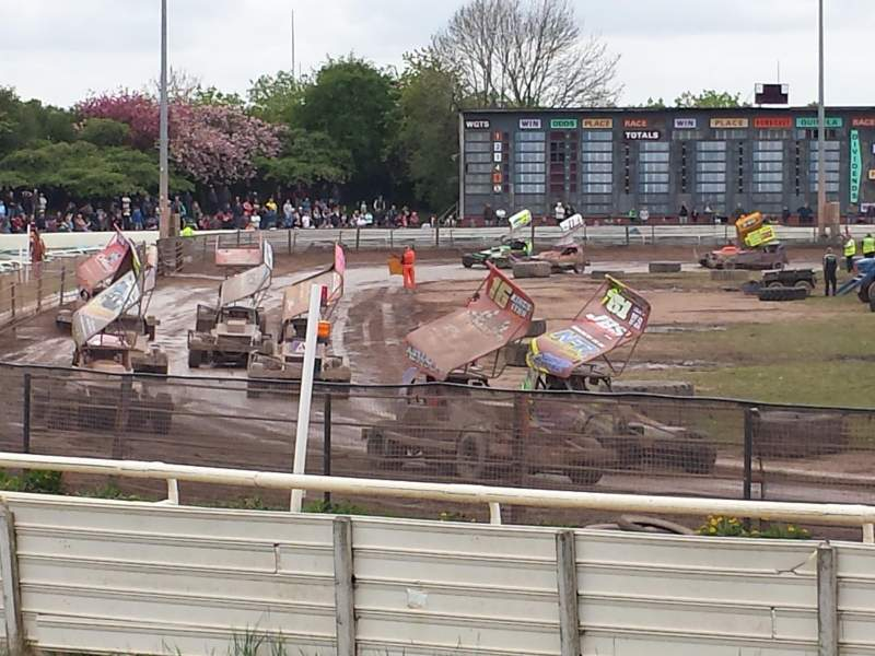 Seating view for Belle Vue Stadium