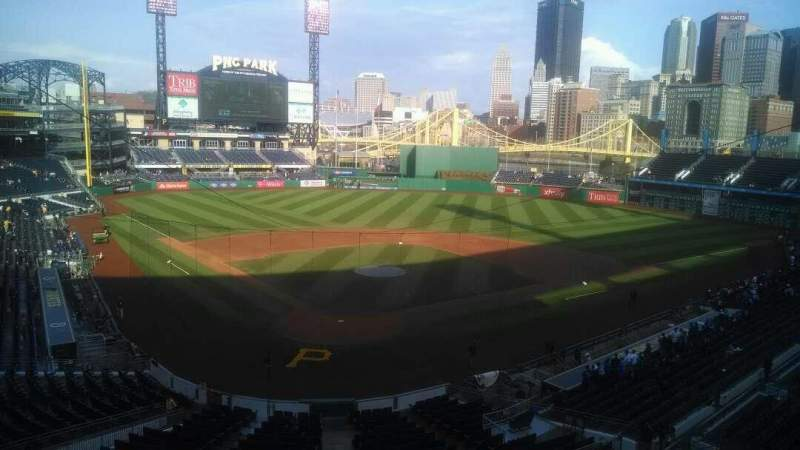 Seating view for PNC Park Section suite 31 Seat 1