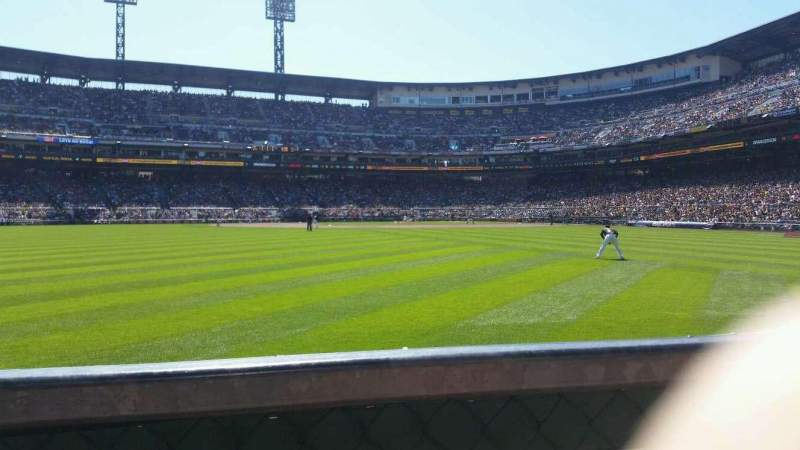 Seating view for PNC Park Section 137 Row A Seat 11