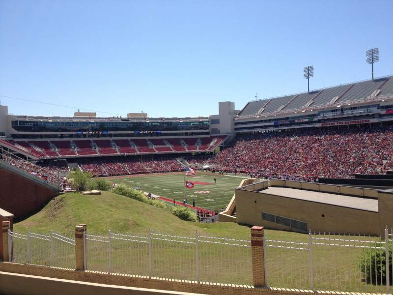 Seating view for Razorback Stadium