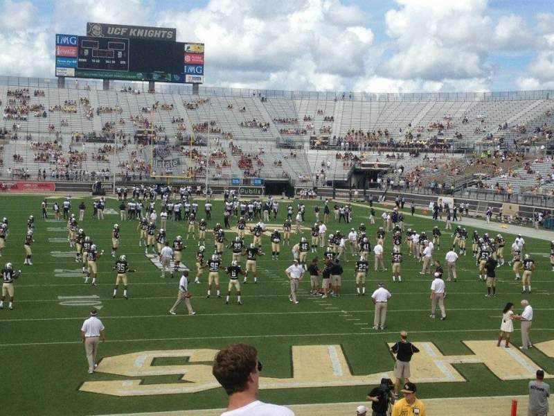 Spectrum Stadium Ucf Knights Vs Fiu Panthers Shared By Coneill4