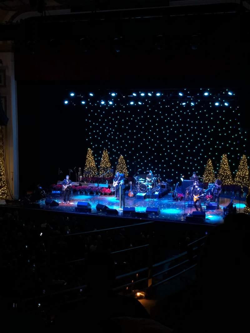 Seating view for Cincinnati Music Hall Section BALCONY 6 Row C Seat 509
