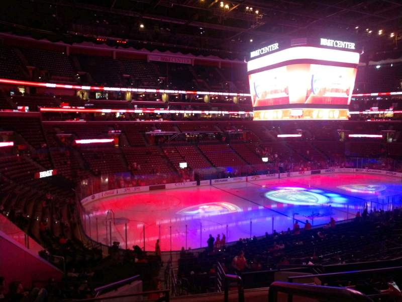 Seating view for BB&T Center Section 121 Row 28 Seat 23