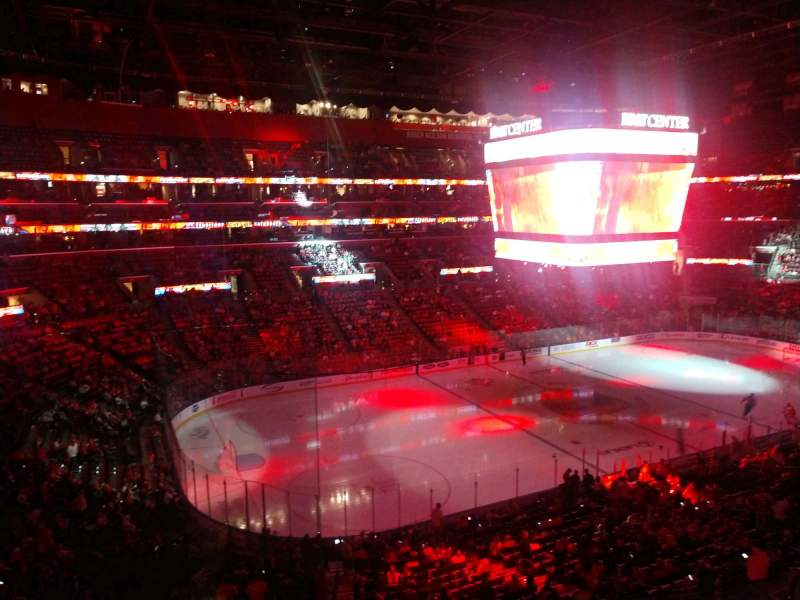 Seating view for BB&T Center Section CL04 Row 2 Seat 14