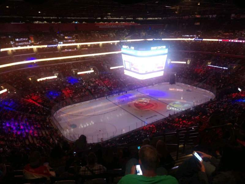 Seating view for BB&T Center Section 305 Row 13 Seat 4