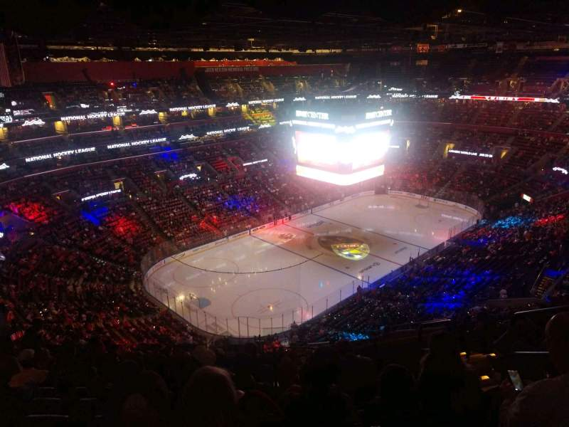 Seating view for BB&T Center Section 306 Row 13 Seat 4
