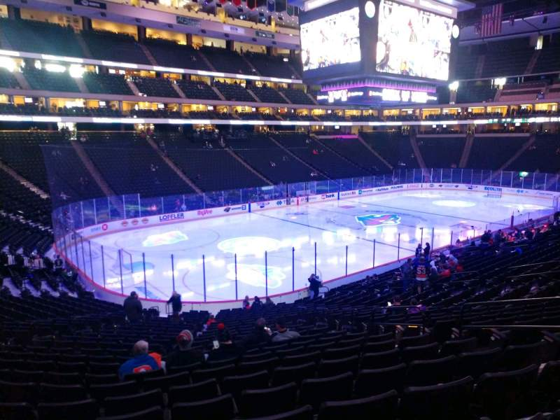 Seating view for Xcel Energy Center Section 120 Row 24 Seat 7