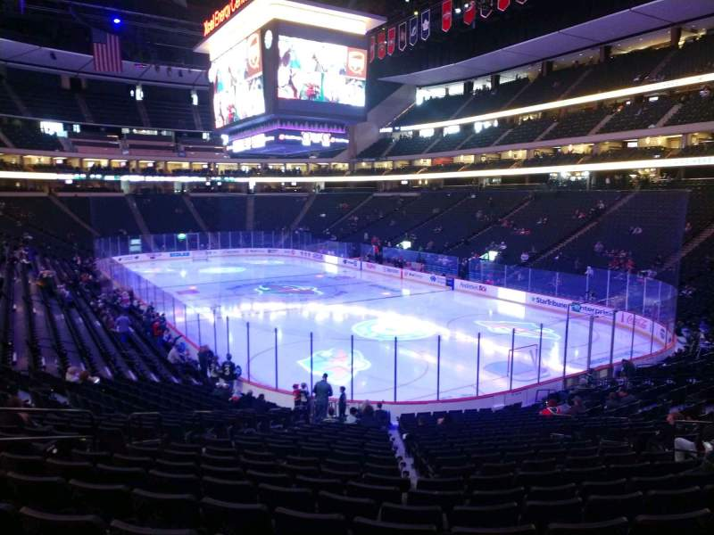Seating view for Xcel Energy Center Section 125 Row 22 Seat 11