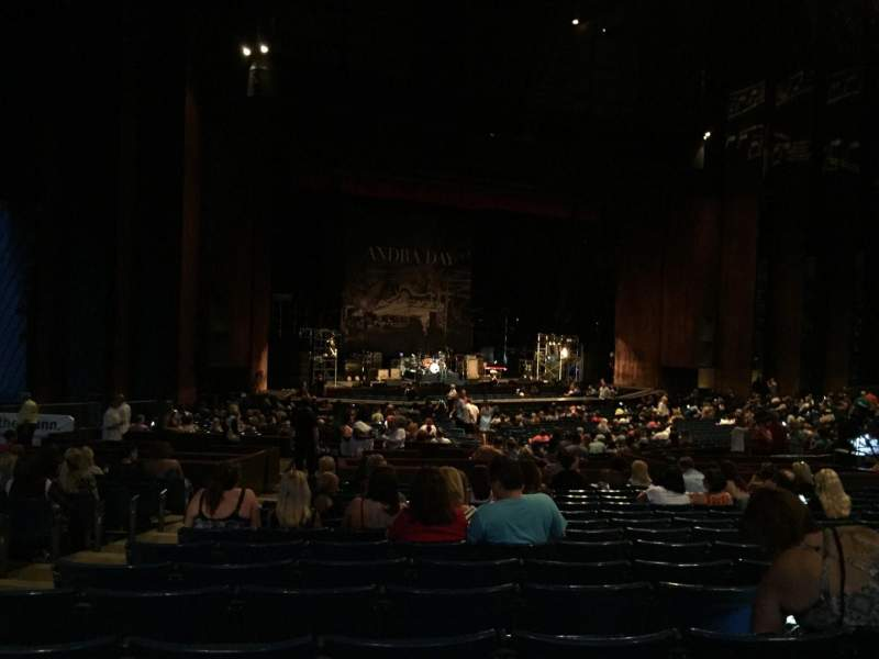 The Mann, section: Circle LC, row: A, seat: 45