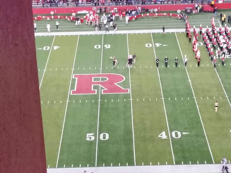 Seating view for High Point Solutions Stadium Section 207 Row 19 Seat 14-15
