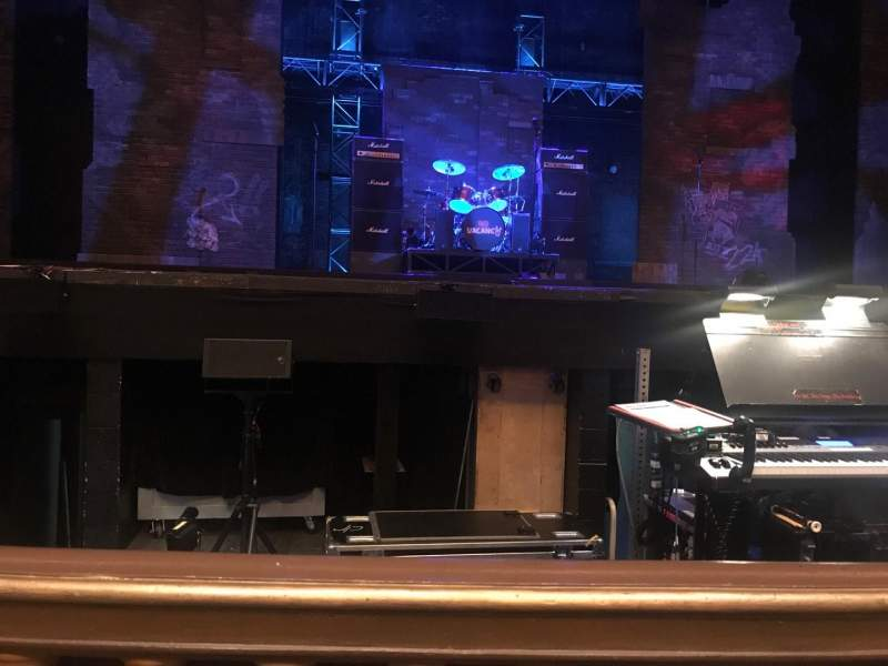 Seating view for Shea's Buffalo Section Orchestra 3 Row A Seat 103