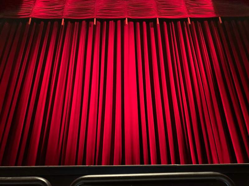 Seating view for Flynn Center for the Performing Arts Section Orch Ctr Row A Seat 105