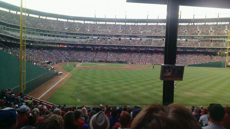 Seating view for Globe Life Park in Arlington Section 44 Row 19 Seat 19