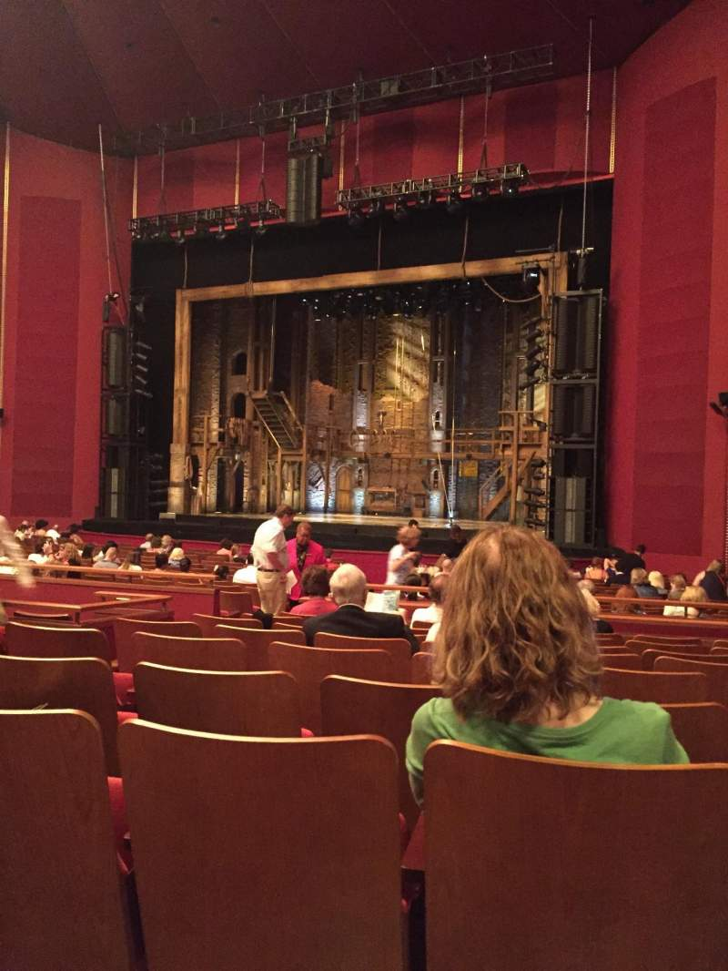 The Kennedy Center Opera House, section: Orchestra, row: Z, seat: 14