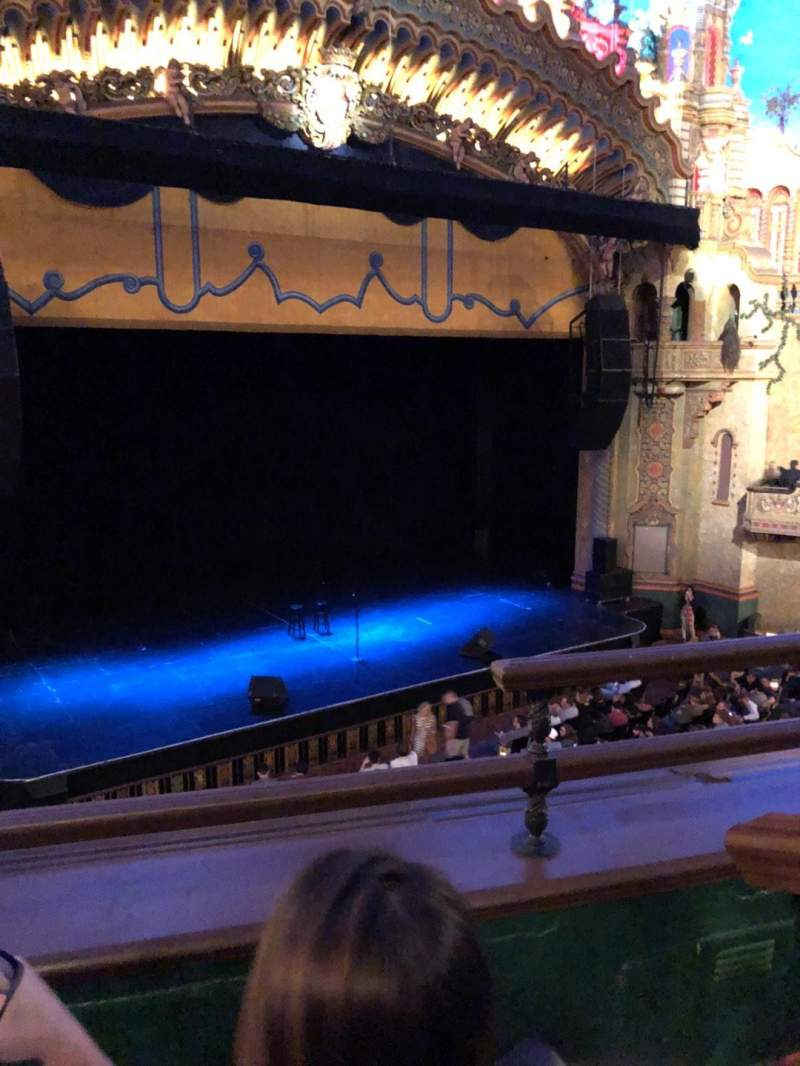 Majestic Theatre - San Antonio, section: Starlight Suites - 3, row: G1, seat: GA