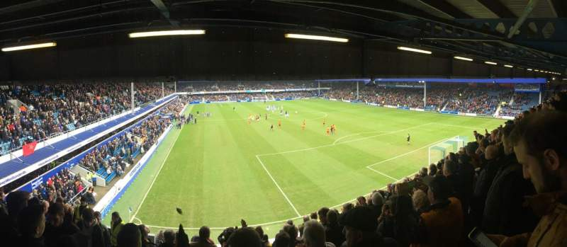 Seating view for Loftus Road Section Y2 Row M Seat 190