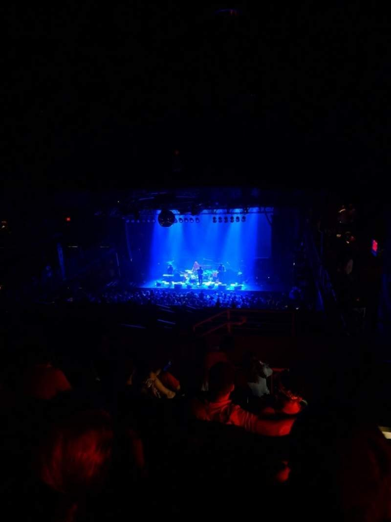 Seating view for House Of Blues - Boston Section Stadium (STADM) Row F Seat 301