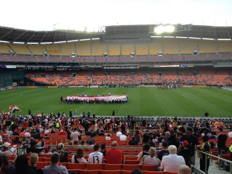 Rfk Stadium Section 332 Row 11 Seat 10 Dc United Shared By Drobeck