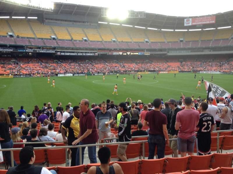 RFK Stadium, section: 236, row: 6, seat: 7