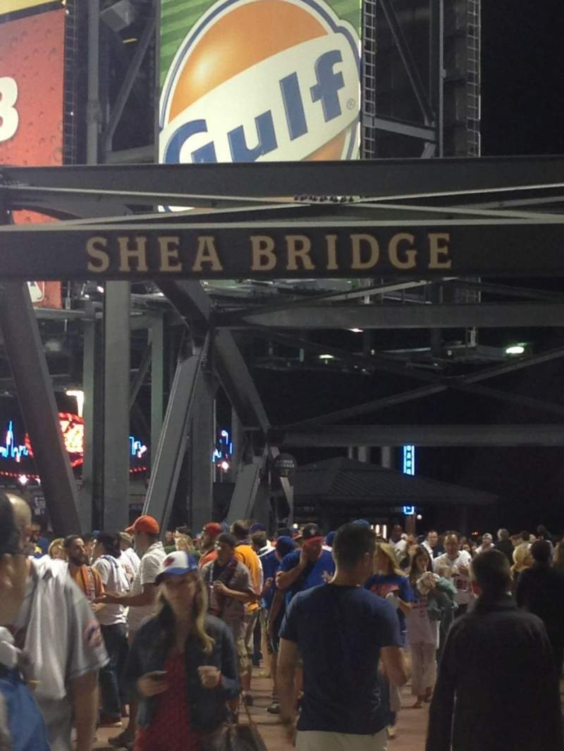 Seating view for Citi Field Section 140