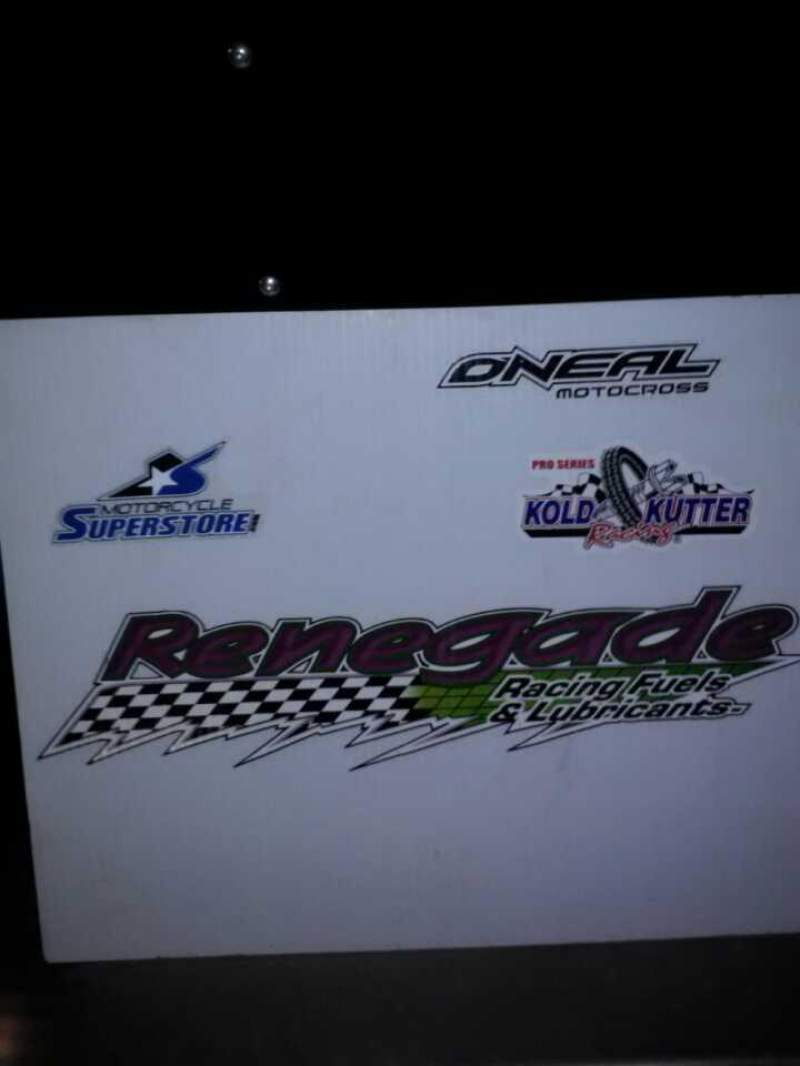 Seating view for I96 Speedway