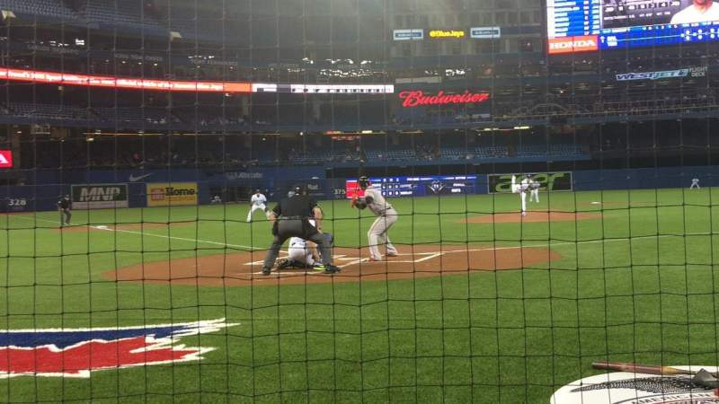 Rogers Centre, section: 120L, row: 2, seat: 103