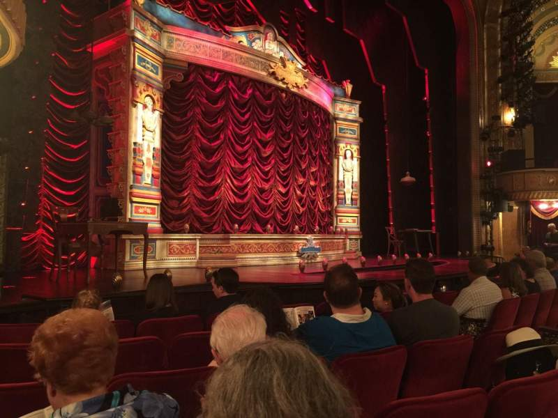 Seating view for Walter Kerr Theatre Section Orch Row H Seat 13