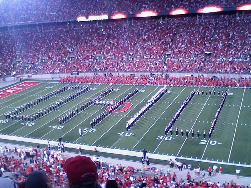 Seating view for Ohio Stadium