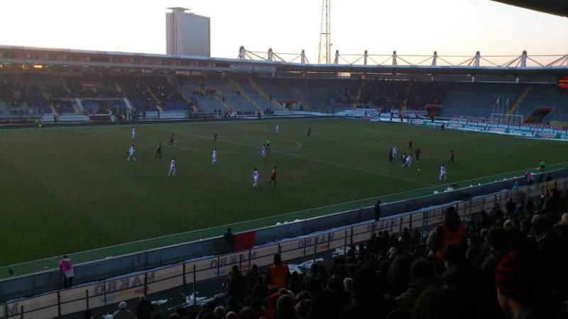 Ankara 19 Mayis Stadium, section: Maraton, row: E, seat: 15