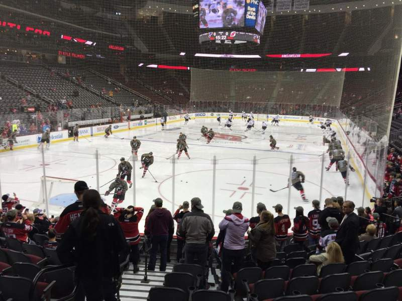 Prudential Center, section: 15, row: 11, seat: 14-15