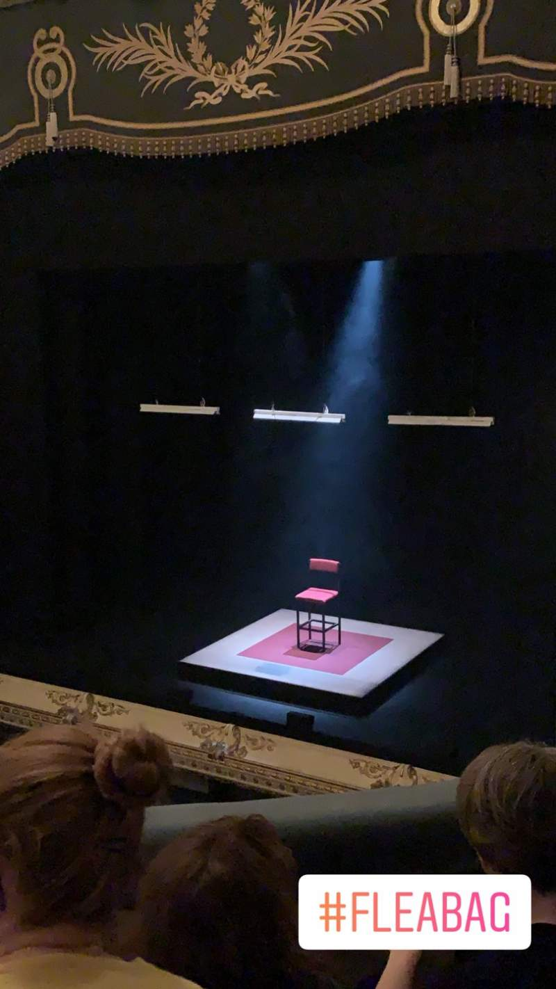 Seating view for Wyndham's Theatre Section Royal Circle Row C Seat 3