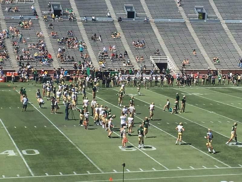 Seating view for Legion Field Section 36 Row 31 Seat 24