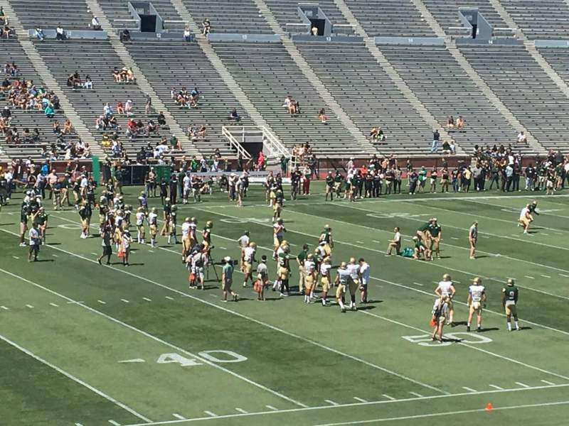 Seating view for Legion Field Section 37 Row 31 Seat 24