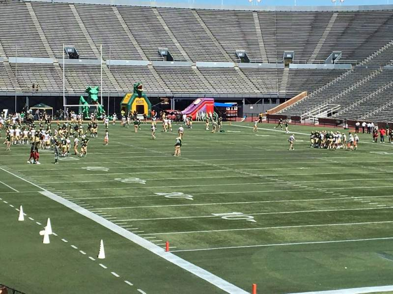 Legion Field, section: 3, row: 26, seat: 9