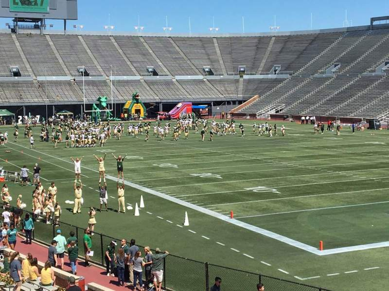 Seating view for Legion Field Section 4 Row 25 Seat 10