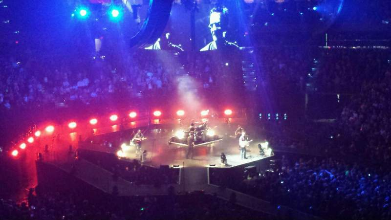 Amalie Arena, section: 215, row: C, seat: 11