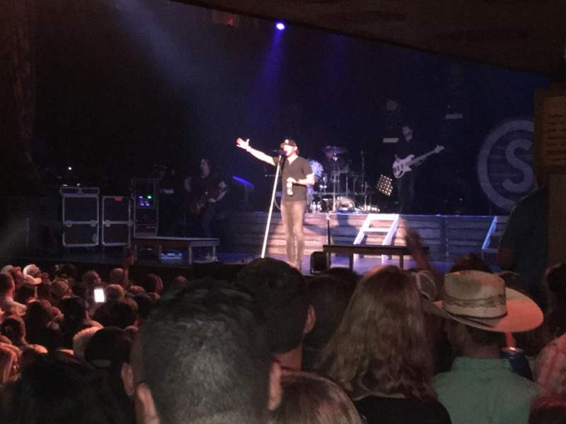 Seating view for House Of Blues - Orlando Section GA