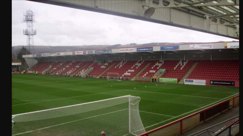 Seating view for Whaddon Road