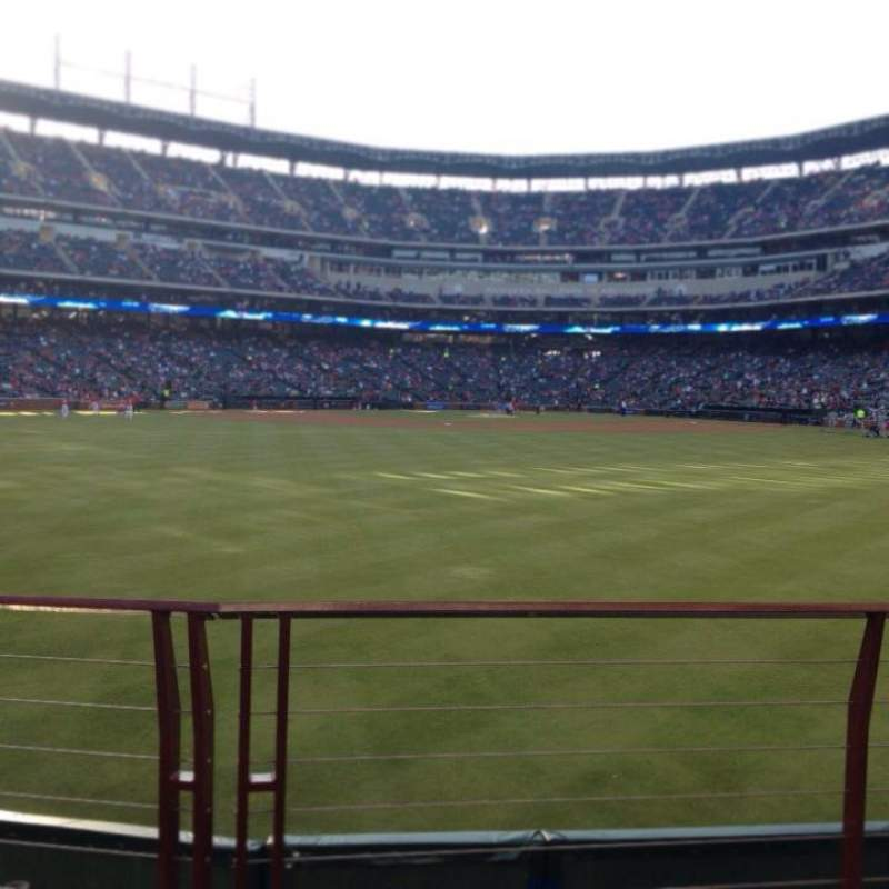 Seating view for Globe Life Park in Arlington Section 52 Row 3 Seat 6