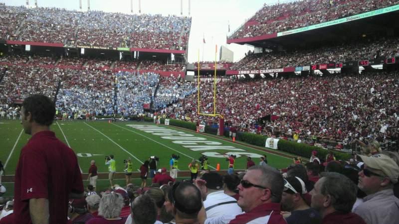 Photos at Williams-Brice Stadium.
