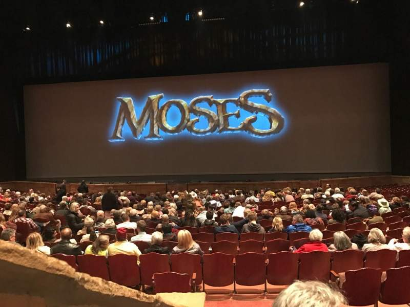 Seating view for Sight & Sound Theater (Branson) Section 203 Row DD Seat 5