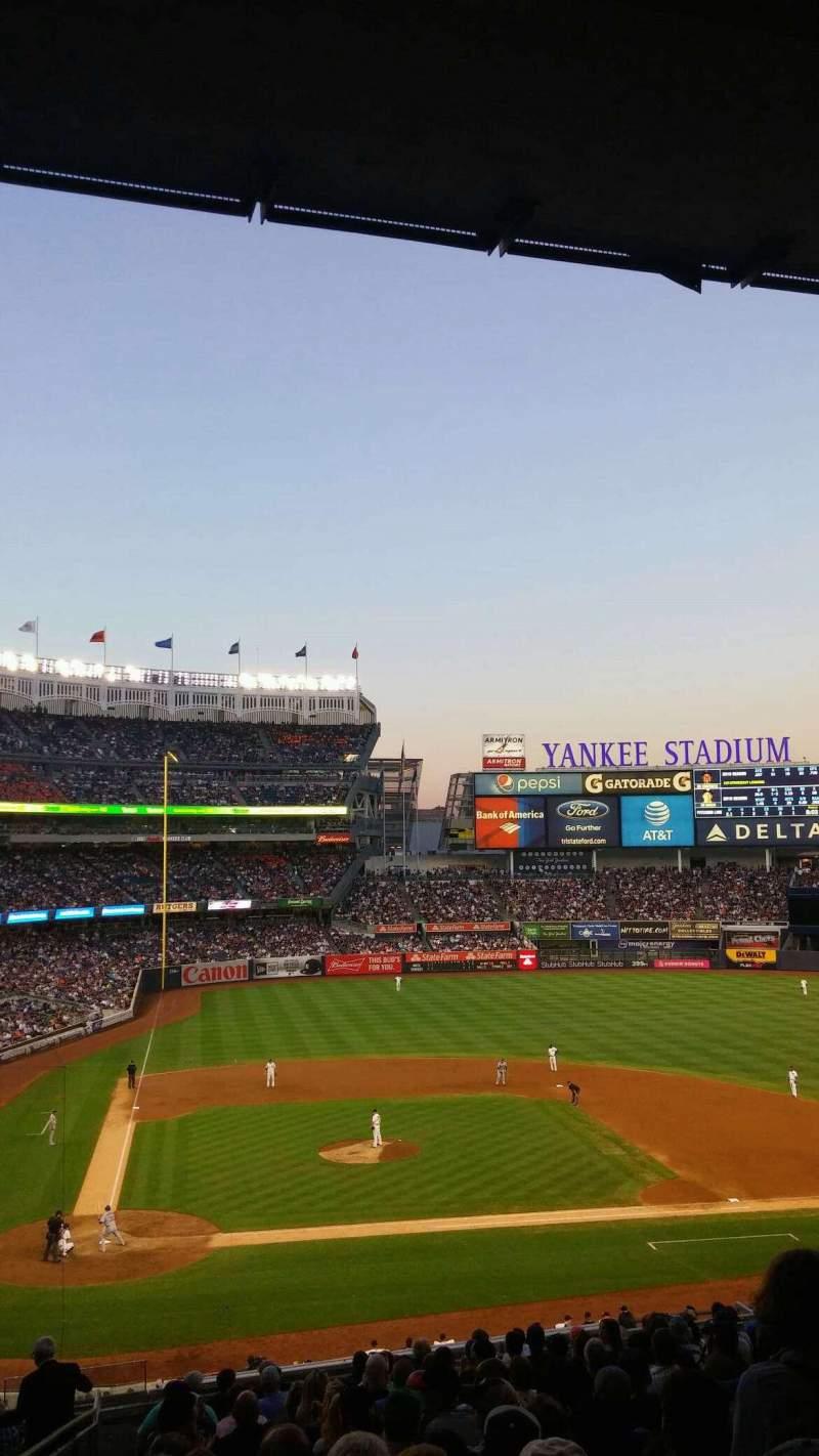 Yankee Stadium Section 217 Home Of New York Yankees New