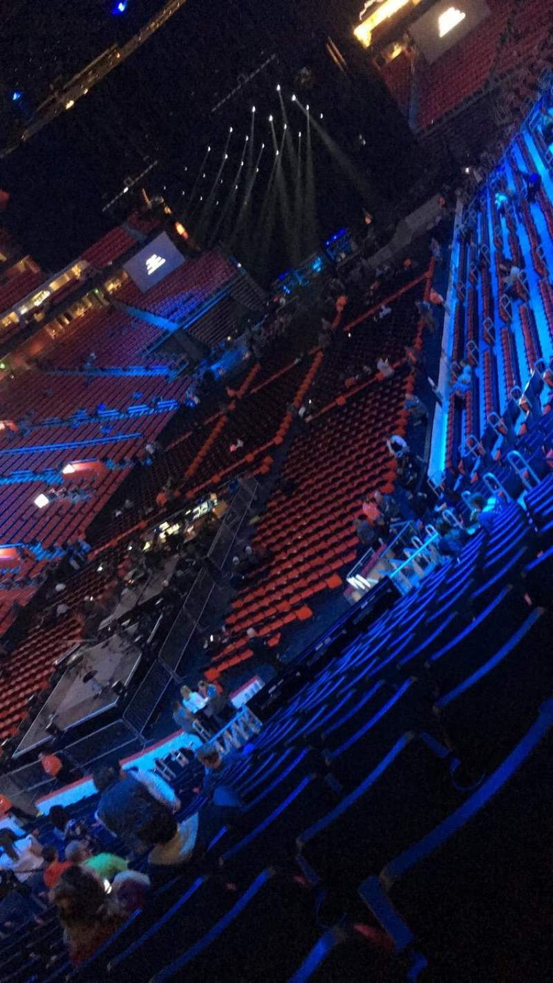 Little Caesars Arena, section: 114, row: 23, seat: 12