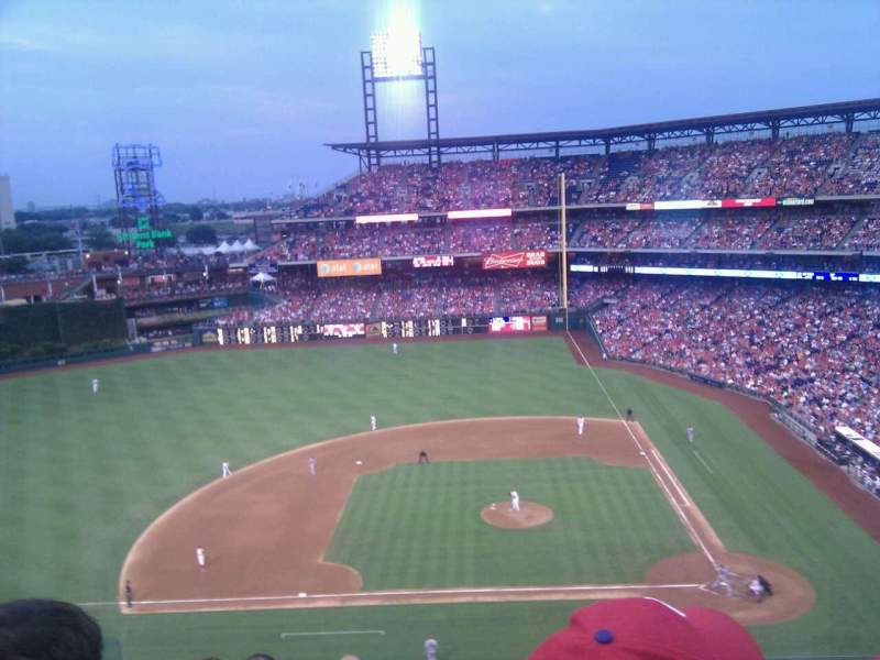 Citizens Bank Park, section: 324, row: 7, seat: 19