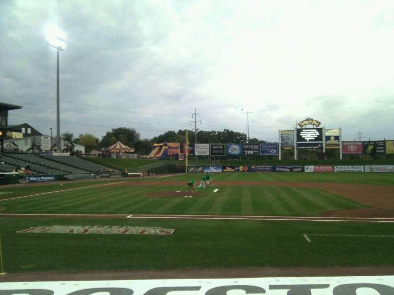 Seating view for Clipper Magazine Stadium Section 9 Row e Seat 5