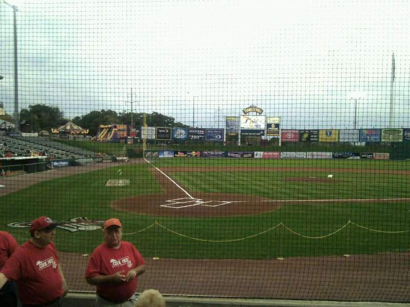 Seating view for Clipper Magazine Stadium Section 12 Row e Seat 5