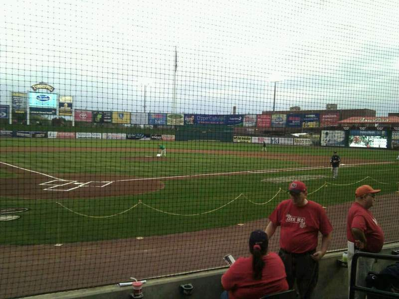 Seating view for Clipper Magazine Stadium Section 13 Row e Seat 5