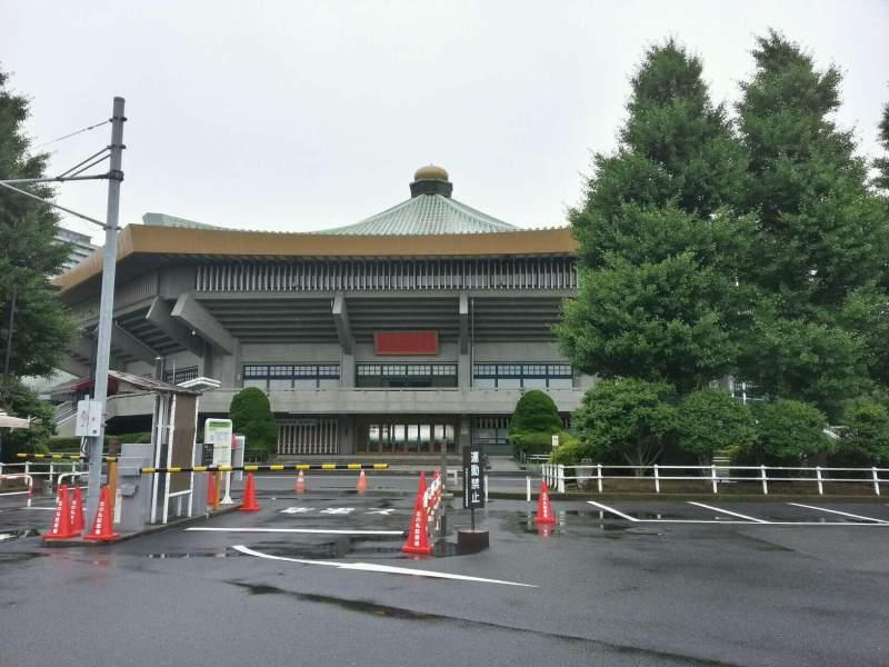 Seating view for Nippon Budokan