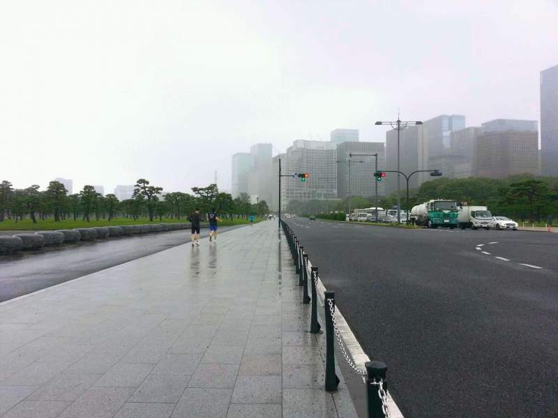 Seating view for Imperial Palace Garden